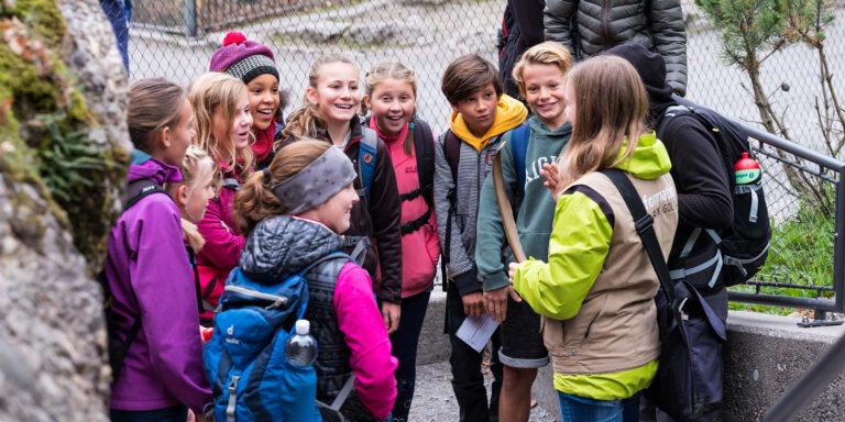 Führung im Tierpark Goldau