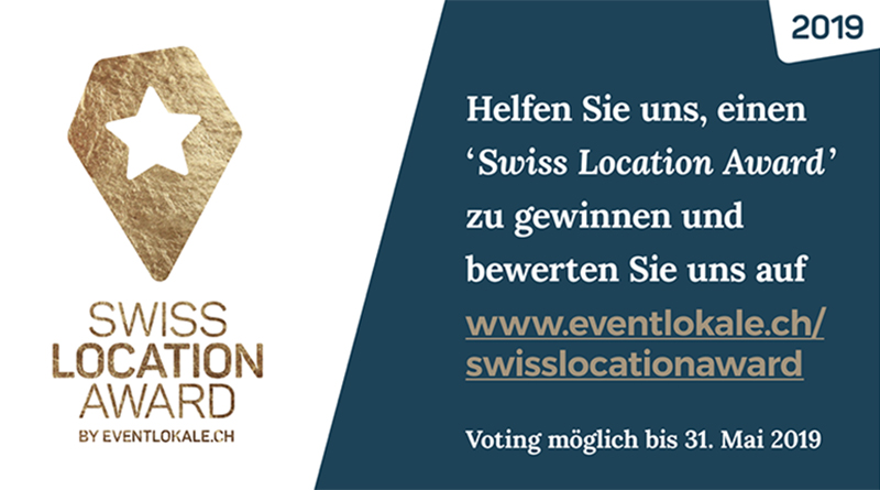 Swiss Locatino Award 2019
