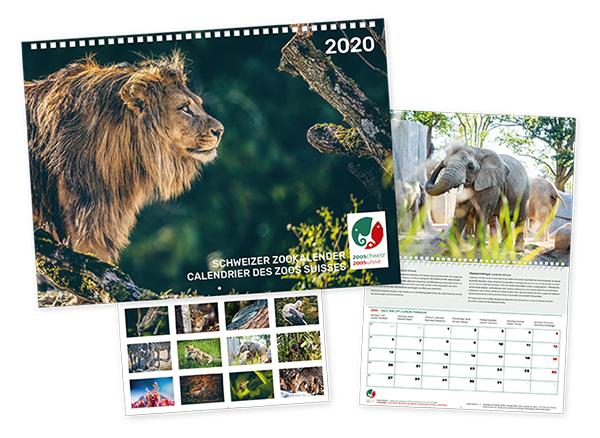 Zookalender 2020