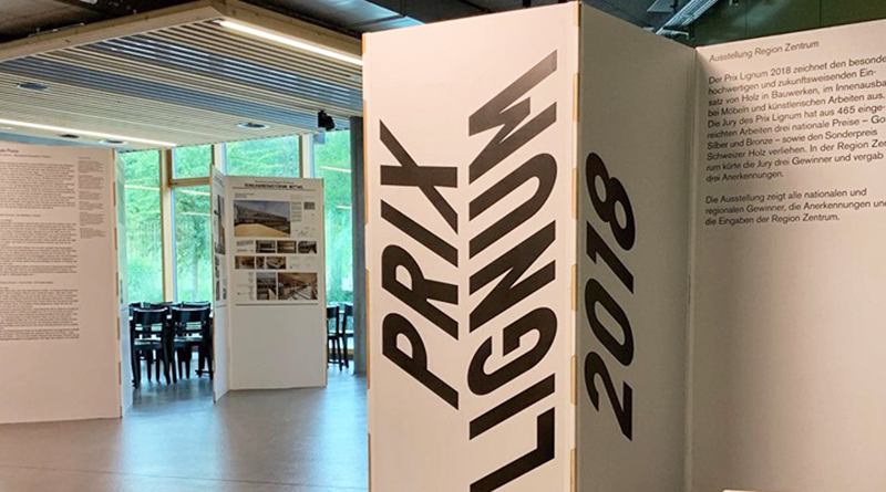 Ausstellung Prix Lignum